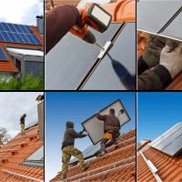 Cellules et panneaux solaires photovoltaïques