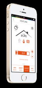 maison domotique sur smartphone