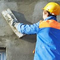 Enduire son mur de façade extérieure : prix et application