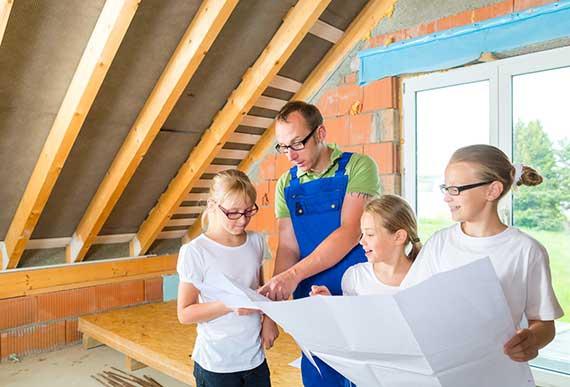 démarches administratives surélévation toit