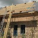 Travaux et prix d'une surélévation de toiture