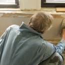 Prix d'assainissement de murs humides