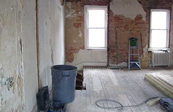 probleme murs humides