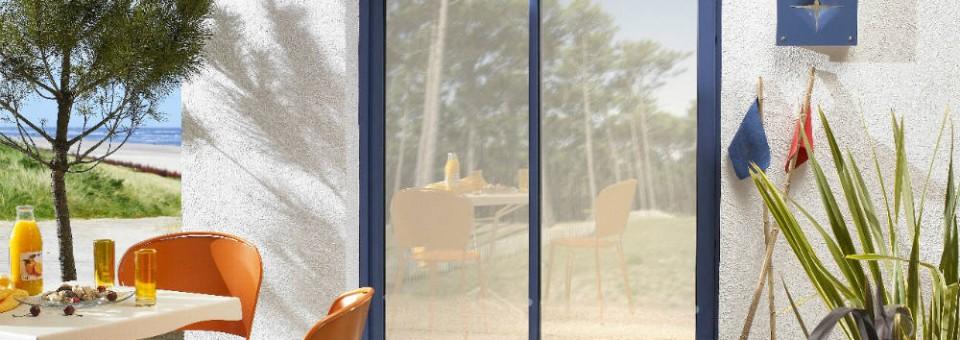 Peindre une fenêtre en alu