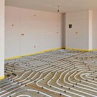 Installer un plancher chauffant électrique