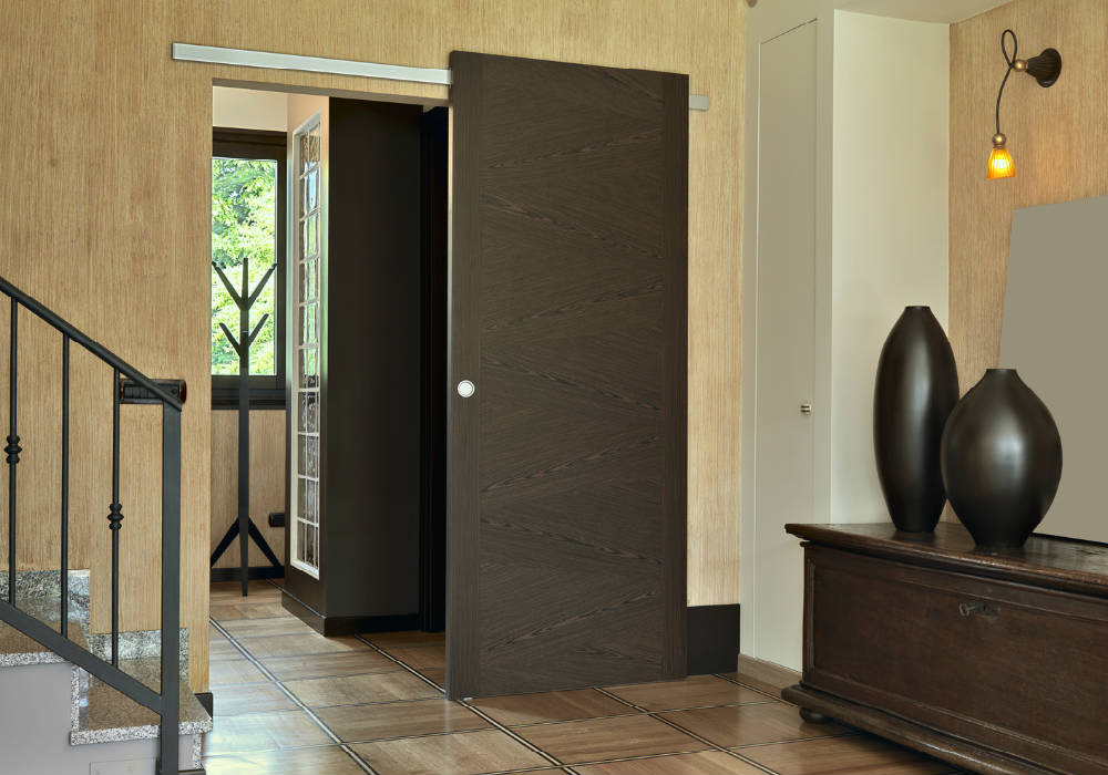 installation thermique porte coulissante a galandage prix des. Black Bedroom Furniture Sets. Home Design Ideas