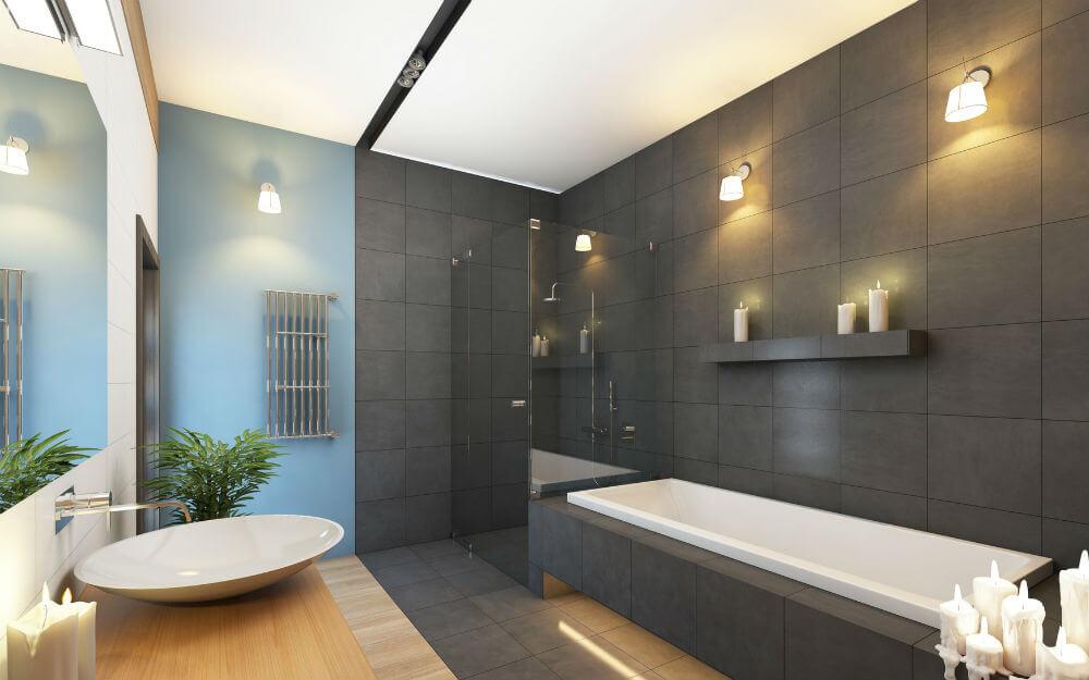 Prix de pose d une baignoire for Prix d une salle de bain