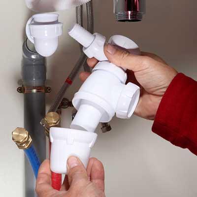 colmater fuite eau tuyau