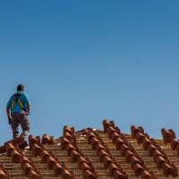Déposer une toiture