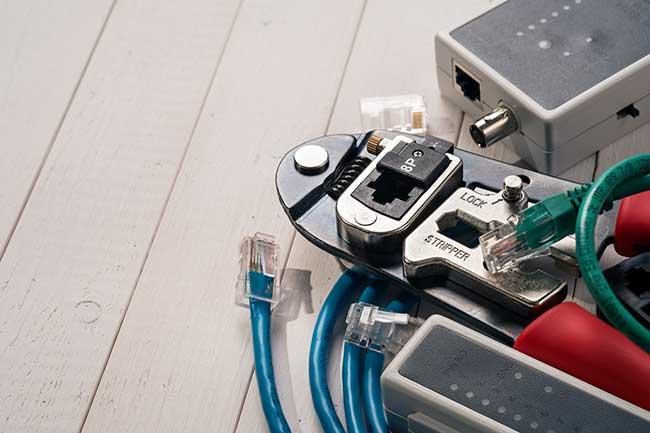 Installer une prise de t l phone for Brancher une prise telephonique