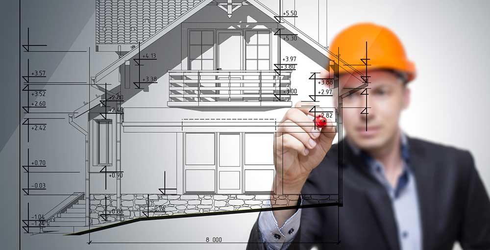 Faire un plan de maison for Planning travaux maison