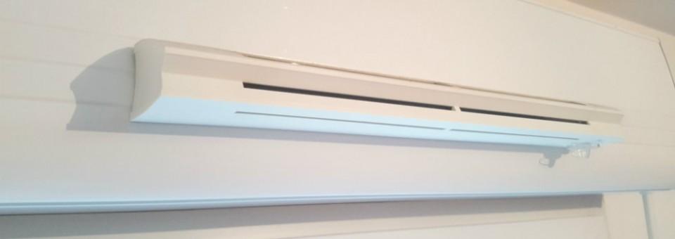 Poser une grille d'aération fenêtre
