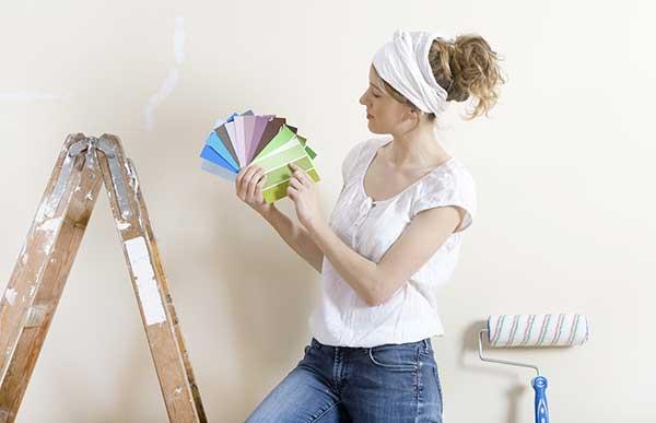 quel type peinture utiliser