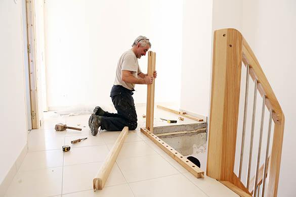 comment peindre un escalier