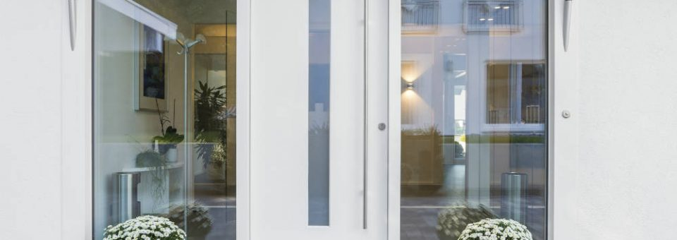 Dimension de porte d'entrée