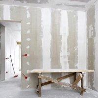 Poser une porte dans une cloison en placo