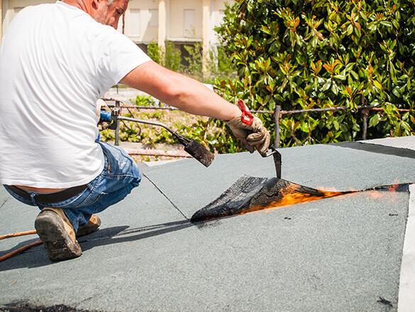comment assurer l'étanchéité d'une toiture terrasse