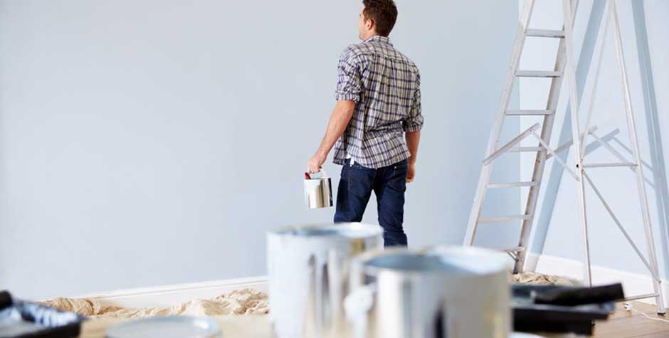 Choisir une peinture mate, satinée ou brillante