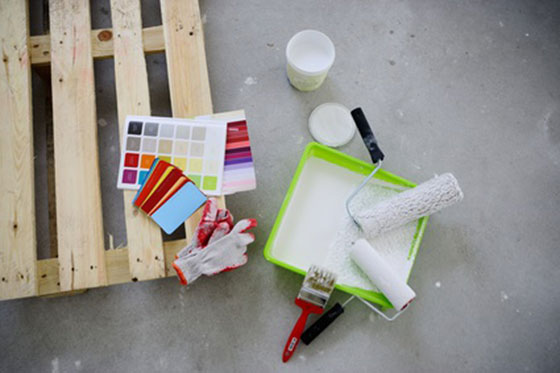 nettoyer outils peinture