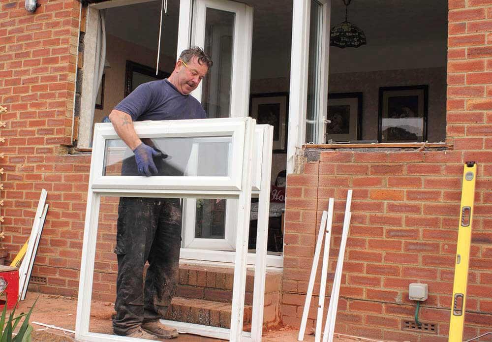 Rénover une fenêtre en bois ~ Renover Fenetre Bois