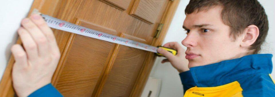 Rénover une porte en bois