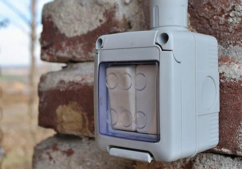 Installer un interrupteur ext rieur for Interrupteur infrarouge exterieur