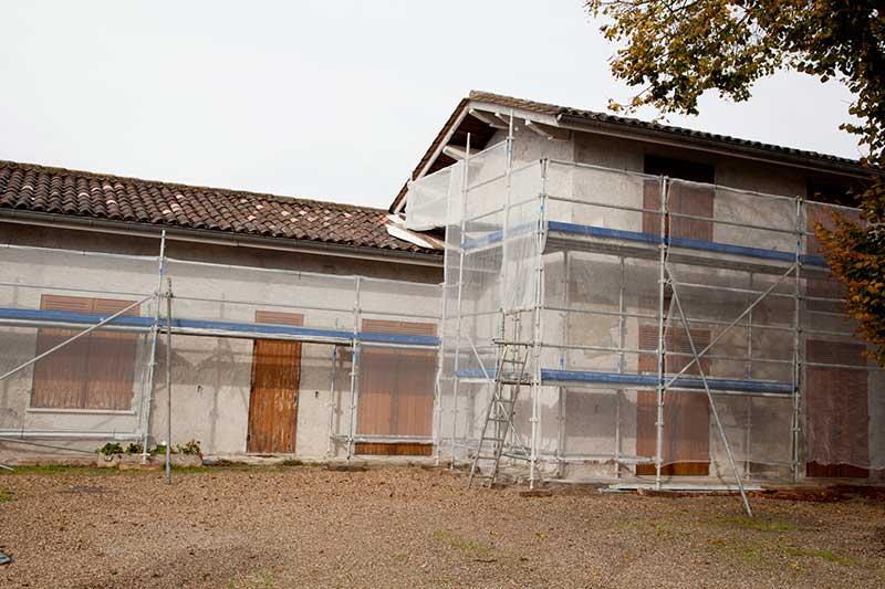 comment restaurer une façade ancienne