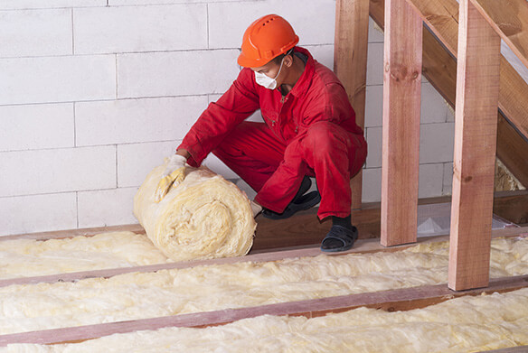 comment isoler le plancher des combles