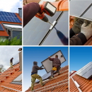 Panneaux solaires photovoltaïques : prix et installation