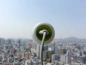 Window socket avec prise électrique