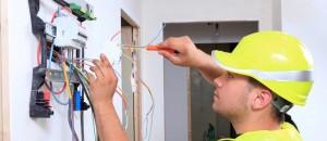 travaux maison domotique par un électricien