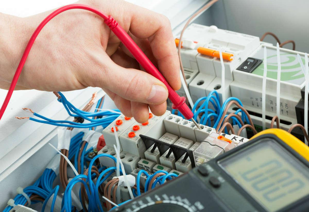 vérifier installation électricité