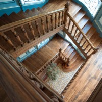Prix d'un escalier en bois