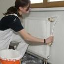 Comment peindre un radiateur ?