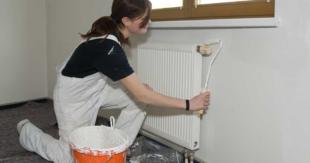 Comment peindre un radiateur for Decaper un radiateur en fonte