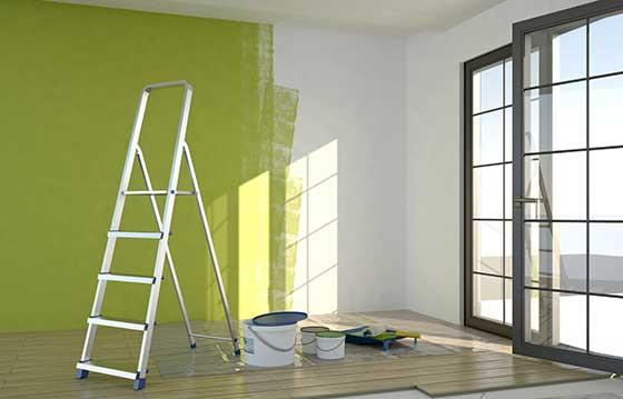 méthode peindre radiateur