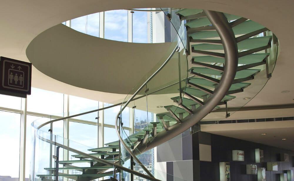 Prix d un escalier en verre for Prix d un escalier sur mesure