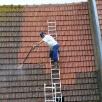 Les travaux de peinture de toiture