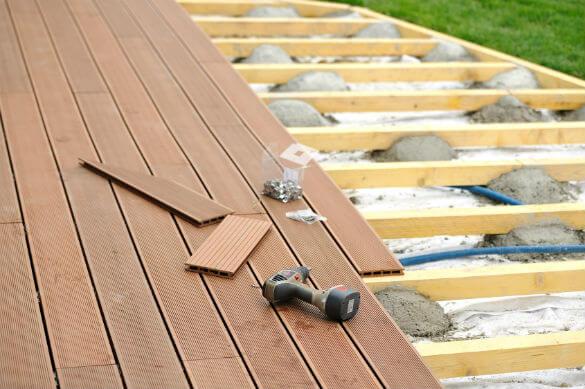 Raliser Une tanchit De Terrasse