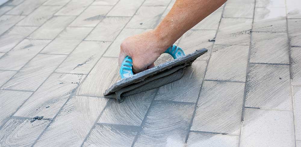 Ragr age sur carrelage for Faire joint de carrelage exterieur