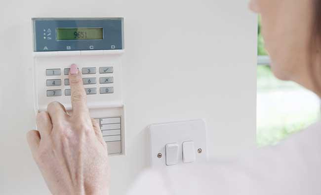 alarme maison traditionnelle
