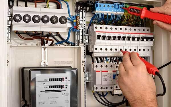 comment brancher coffret électrique