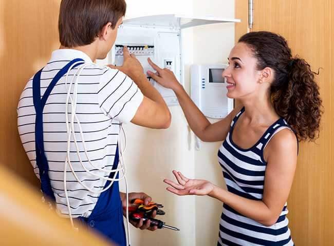 installation sous-compteur électrique