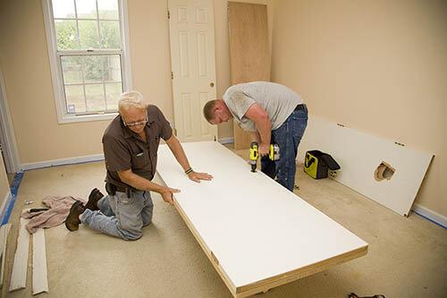Changer une porte int rieure for Renover une porte en bois