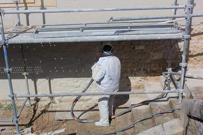 traitement protection façades
