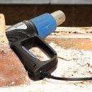 Décaper un mur avec un décapeur thermique