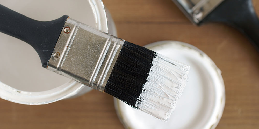 Nettoyer Les Pinceaux Et Rouleaux A Peinture