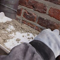 Faire un mur en brique