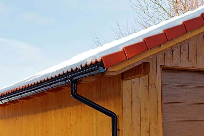 matériaux toiture garage