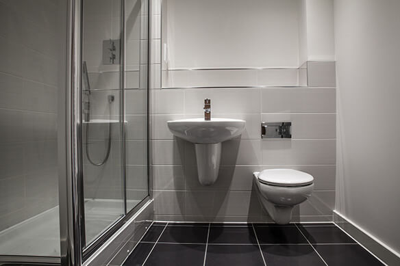 prix de pose d'une cabine de douche